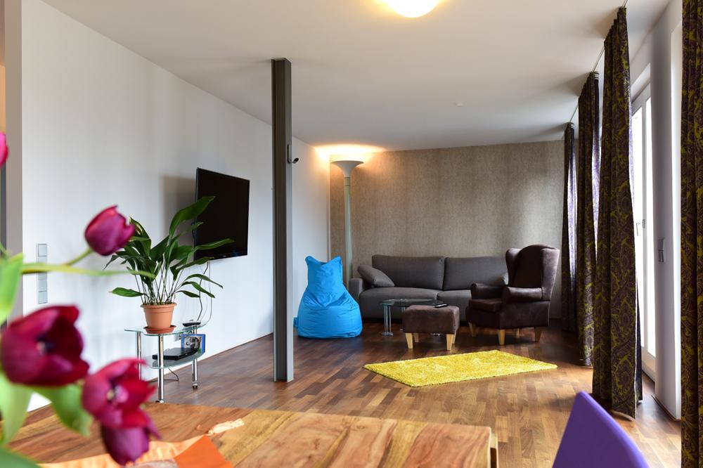 penthouse, kaiserstraße 136, 120 m² apartment in karlsruhe, Hause deko