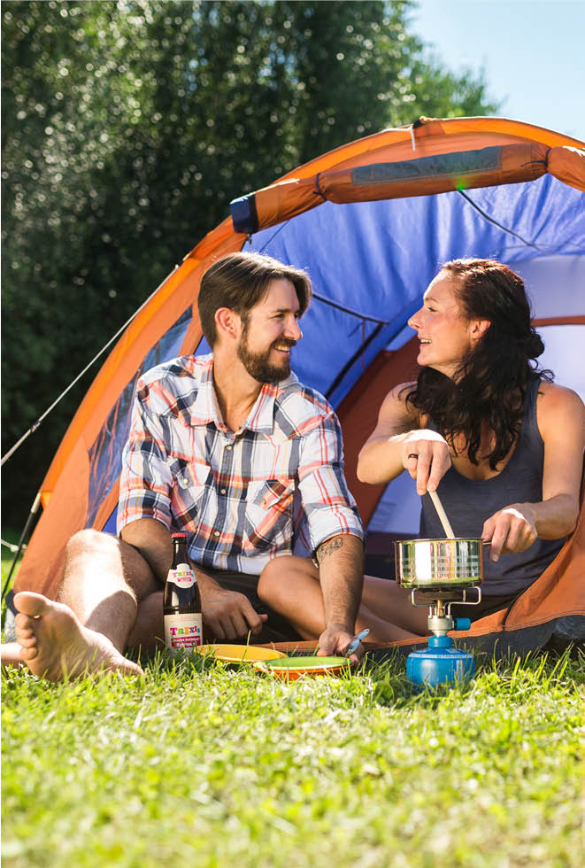 Partner Camping
