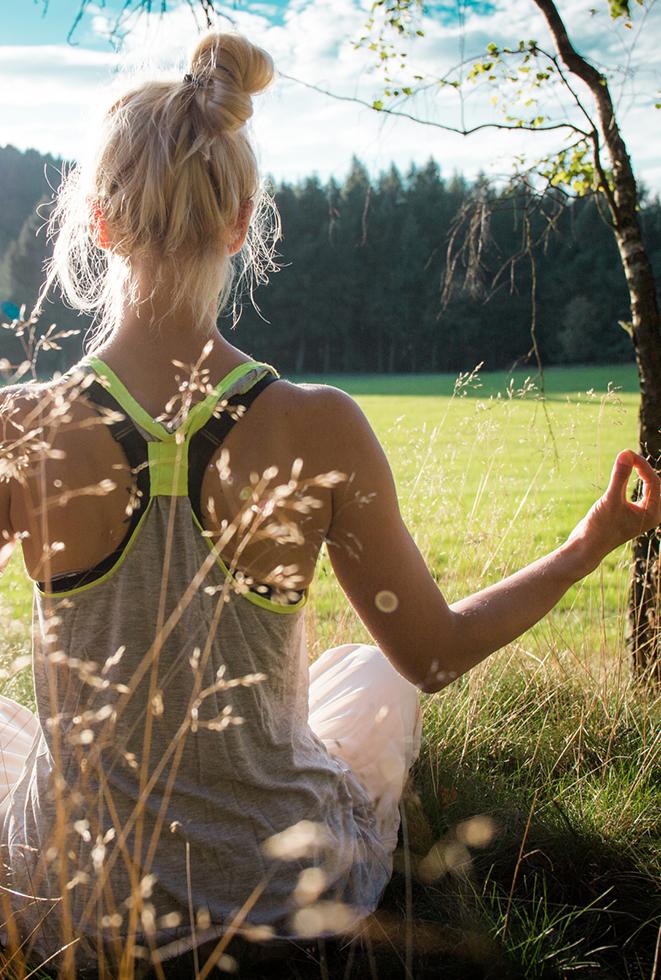 Yogawandern Trixi Feienpark