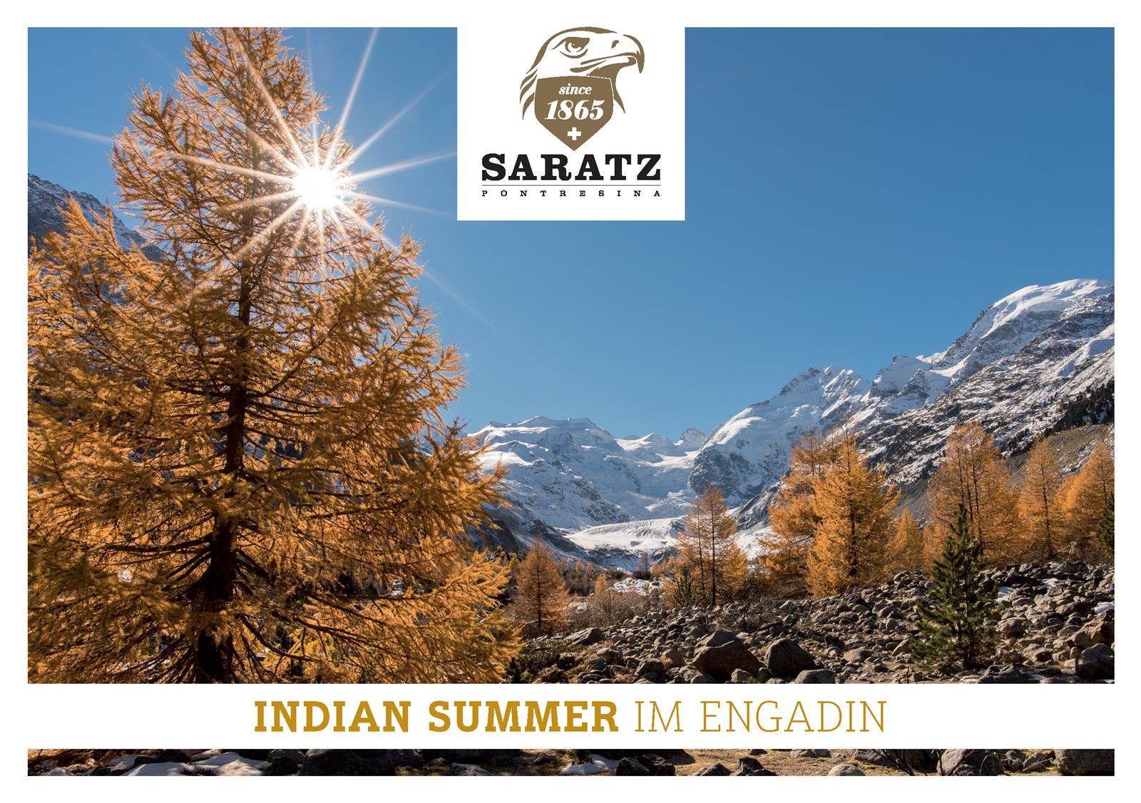 Sommer im Saratz