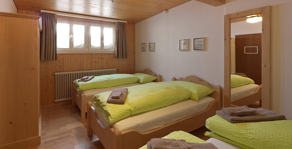 4er-Zimmer-A Ansicht A